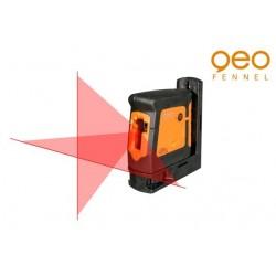 GEO-FENNEL FL 40 II HP Laser Krzyżowy Komplet